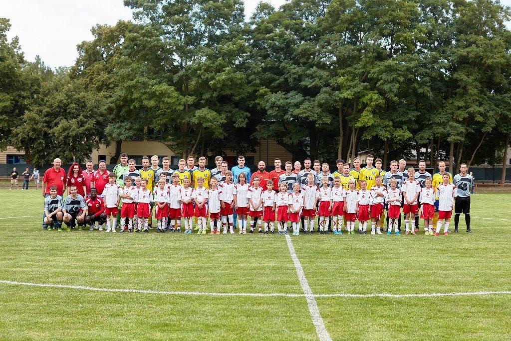 Einheit vs. 1.FC Lok Leipzig-05.07.2016-1