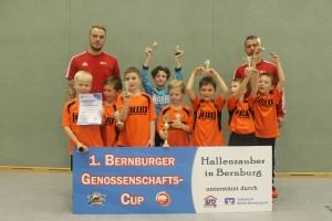 F-Jugend_SV Einheit Bernburg Team A