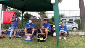 Mini-EM 2015 Tifosi-Pauker u. ihr Spielzeug